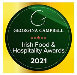 Georgina Campbell Award 2021